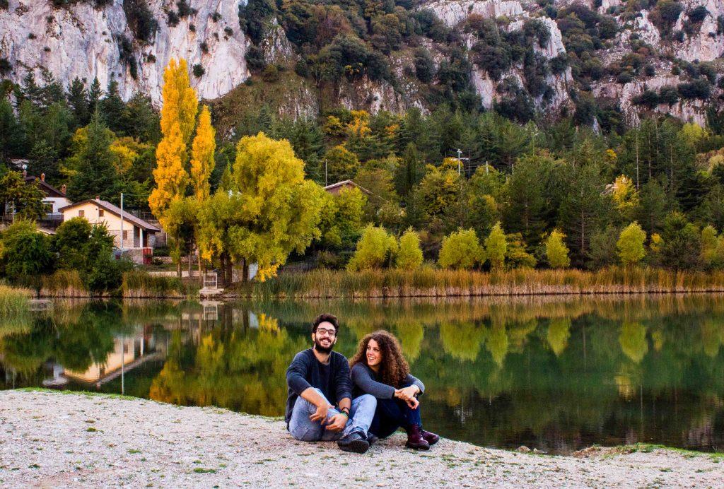 Lago di Piano Zucchi