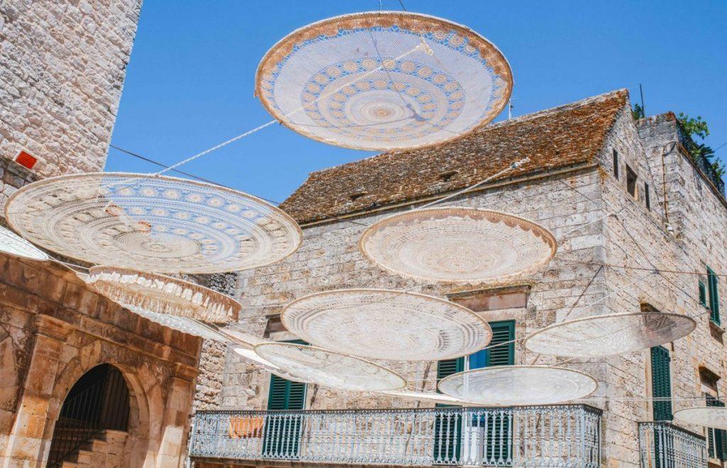 Centrini Cisternino on the road in Puglia