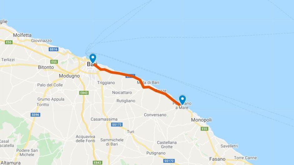 On the Road in Puglia Giorno 3
