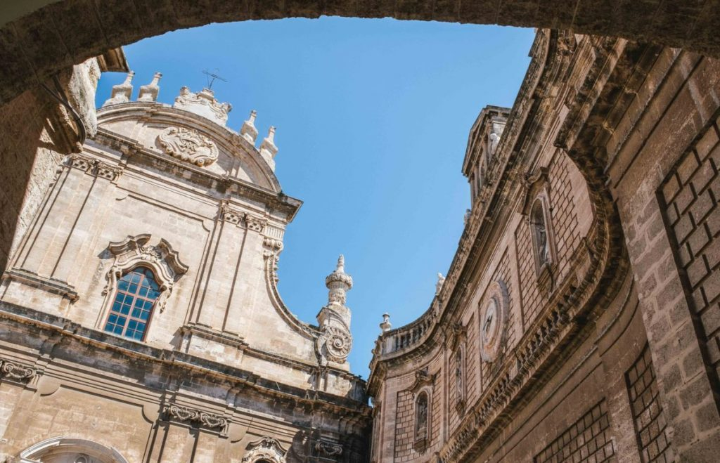 Basilica concattedrale Maria Santissima della Madia Patrona