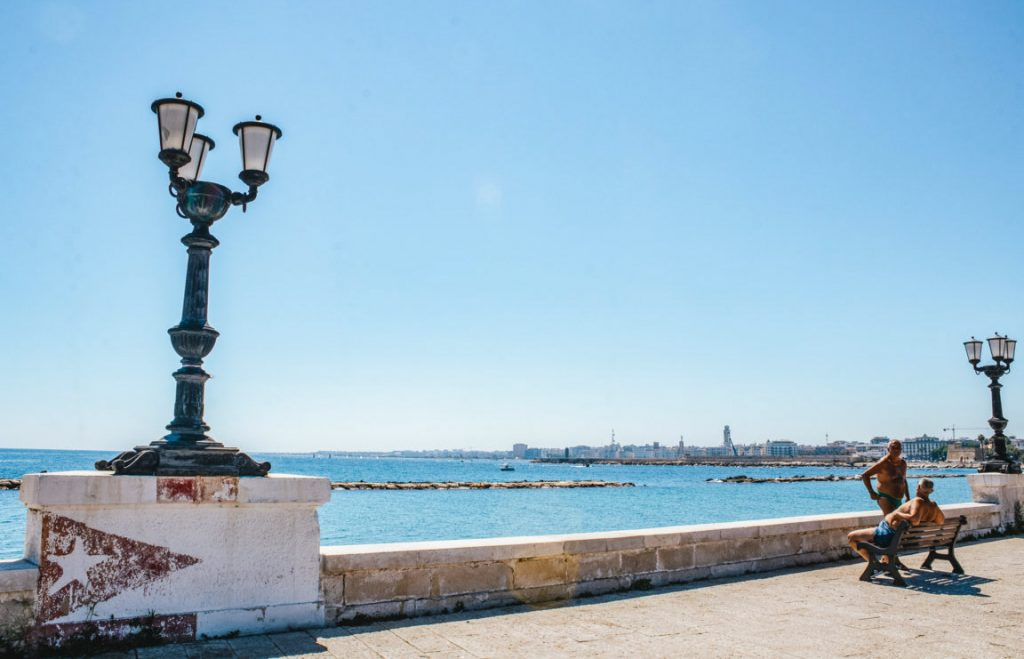 Lungomare di Bari: cosa vedere in un giorno