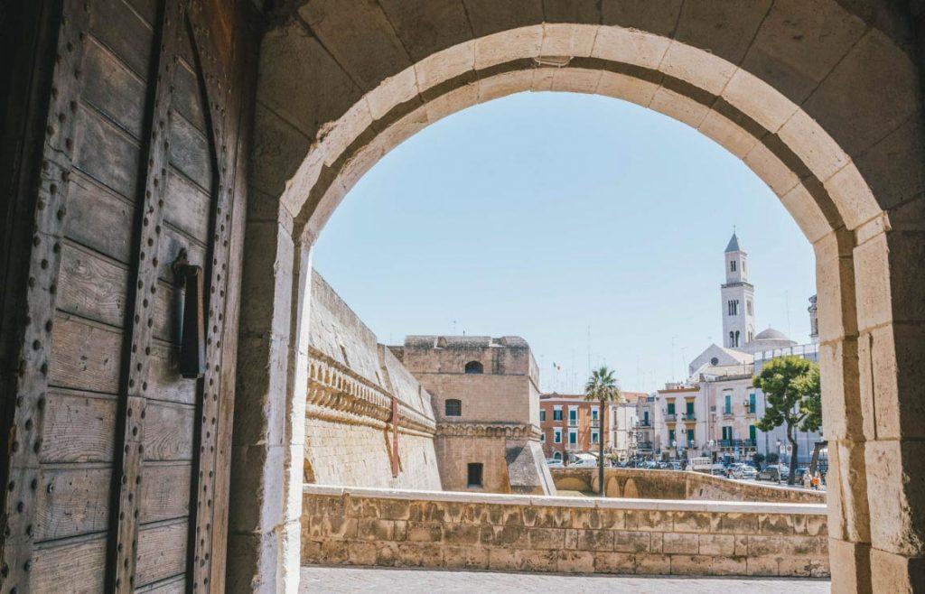 Cosa vedere a Bari: Castello Svevo