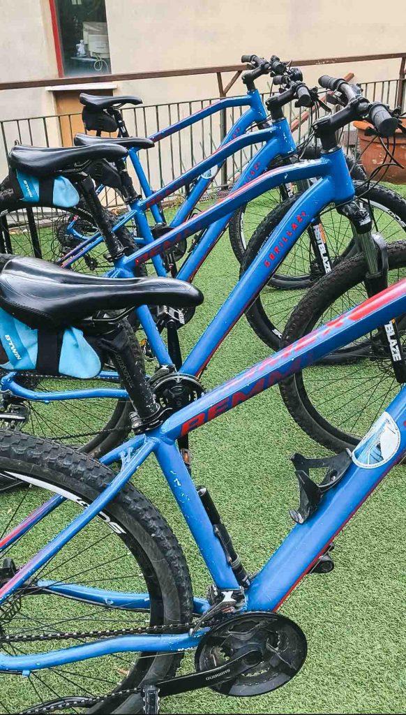Mountain Bike Limone Rental Bike Ciclopedonale